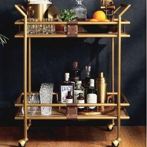 Vintage RARE Swiss harmony whiskey decanter